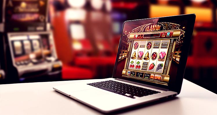визуально оформление казино