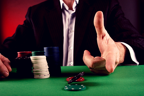 ходы в покере
