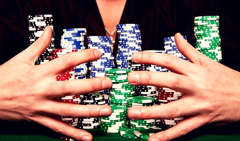 выигрыш банка в покере